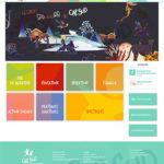 Site WordPress Association Cap Sud Poitiers